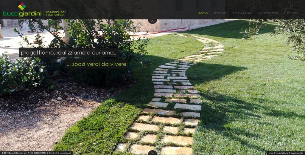 Soluzioni per il verde progettazione e realizzazione di for Soluzioni per dividere giardino