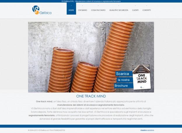 VS Elettrica Home Page
